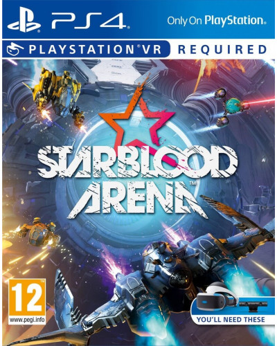 StarBlood Arena [только PS VR]