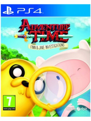 Adventure Time Finn & Jake Investigations [PS4]