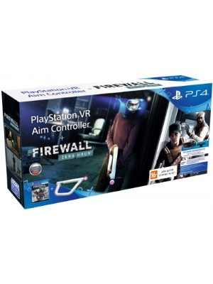 Aim Controller + Firewall Zero Hour [PS4 VR]