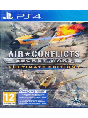 Air Conflict Secret Wars Ultimate Edition [PS4]