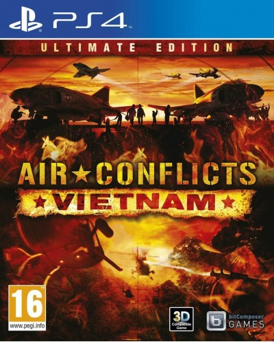 Air Conflicts : Vietnam. Ultimate Edition [PS4]