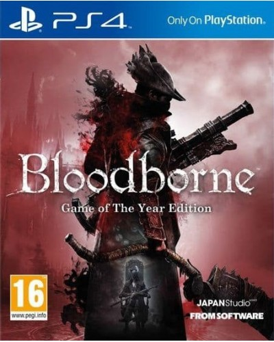 Bloodborne : G.O.T.Y [PS4]