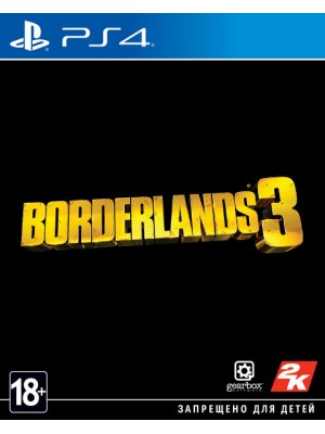 Borderlands 3 [PS4]