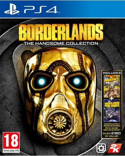 Borderlands : The Handsome Collection [PS4]