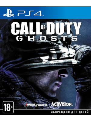 Call of Duty: Ghost [PS4]