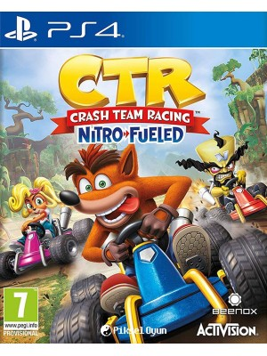 Crash Team Racing: Nitro-Fueled [PS4]