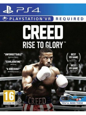 Creed Rise to Glory VR [только PS4 VR]