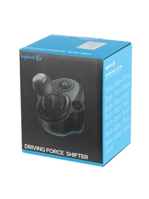 Коробка передач Logitech Driving Force Shifter [PS4,PS3,PC,Xbox One]