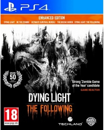 Игра Dying Light : The Following. Enhanced Edition [PS4]