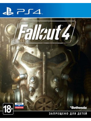 Fallout 4 [PS4] [Б/У]