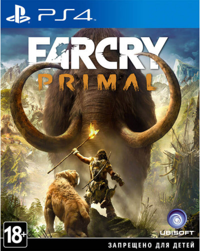 Игра Far Cry Primal [PS4]