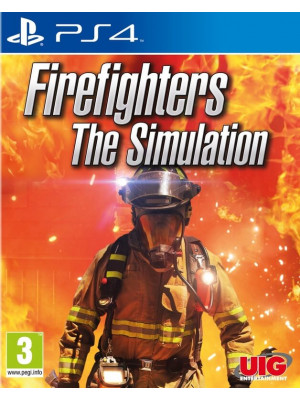 Firefighters The Simulation [PS4]