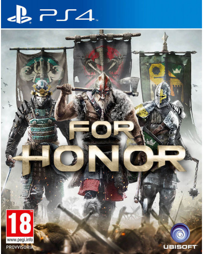 Игра For Honor [PS4]