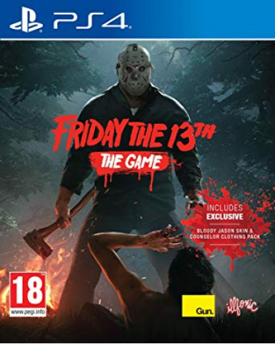 Игра Friday The 13th : The Game [PS4]