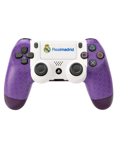 "Геймпад Sony Dualshock 4 FC Real Madrid ""Один клуб, один цвет"" [PS4]"