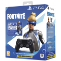 Геймпад Sony Dualshock 4 V2 Black + ваучер Fortnite [Neo Versa Bundle] [PS4]