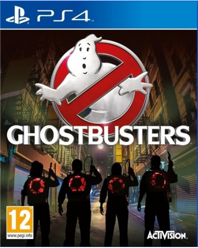 Игра Ghostbusters [PS4]