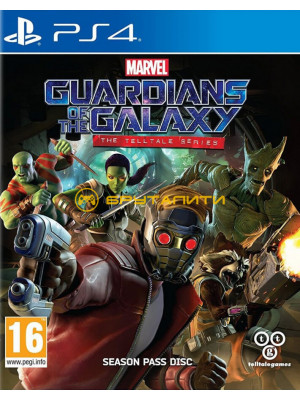 Guardians of The Galaxy : The Telltale Series [PS4]