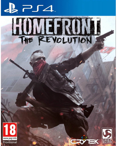 Игра Homefront : The Revolution [PS4]