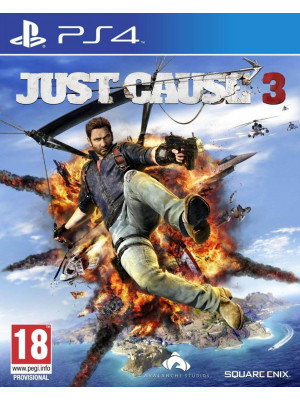 Just Cause 3 [PS4] [Б/У]