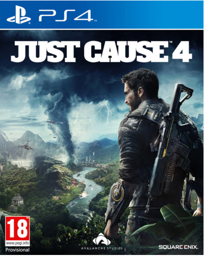 Игра Just Cause 4 [PS4]