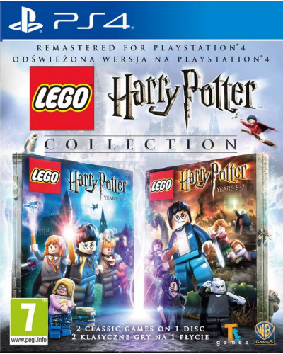 Игра Lego Harry Potter Collection [PS4]