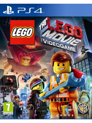 Lego Movie VideoGame [PS4]