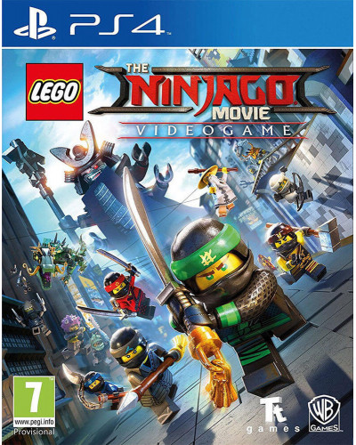 Игра Lego The Ninjago Movie VideoGame [PS4]