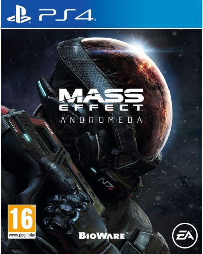 Игра Mass Effect : Andromeda [PS4]