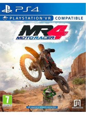 MR 4 Moto Racer [PS4,PS VR]