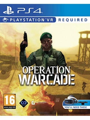 Operation Warcade [PS VR]