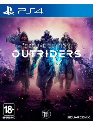 Outriders. Deluxe Edition [PS4]