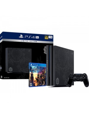Игровая приставка Sony PlayStation 4 PRO 1TБ [CUH-7216B] Kingdom Hearts 3 Limited Edition