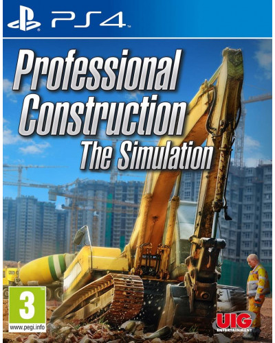 Professional Construction - The Simulation [PS4]