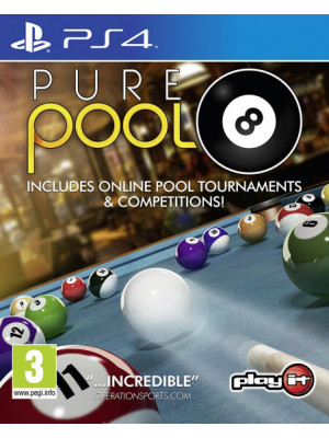 Pure Pool [PS4]