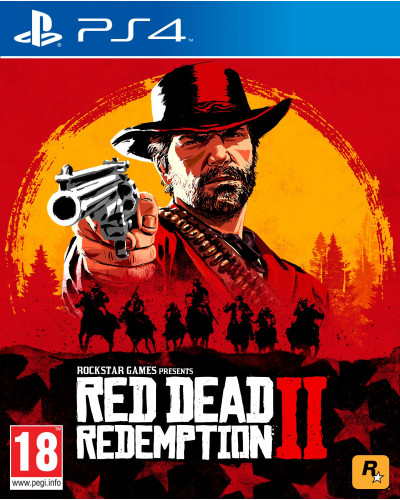 Игра Red Dead Redemption 2 [PS4]