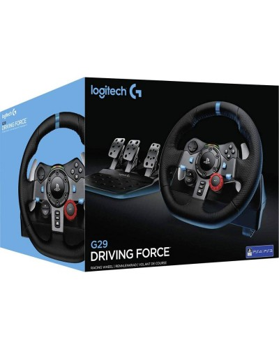 Руль Logitech G29 Driving Force [PS4,PS3,PC]