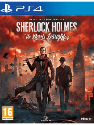 Sherlock Holmes : The Devil's Daughter [PS4]