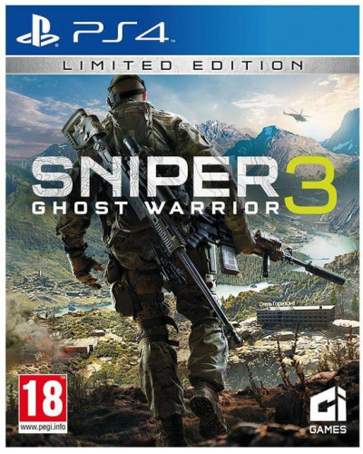 Sniper Ghost Warrior 3 : Limited Edition [PS4]