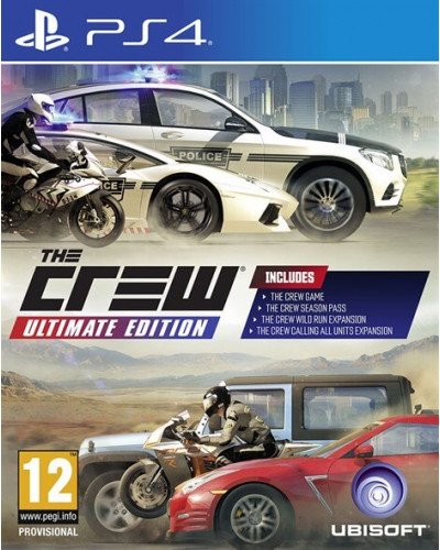 The Crew Ultimate Edition [PS4]