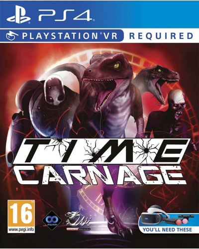 Time Carnage [только PS VR]