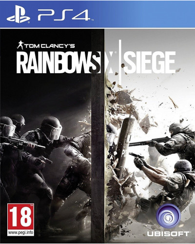 Tom Clancy's Rainbow Six : Осада [PS4]