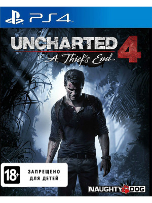 Uncharted 4 : Путь вора [PS4]