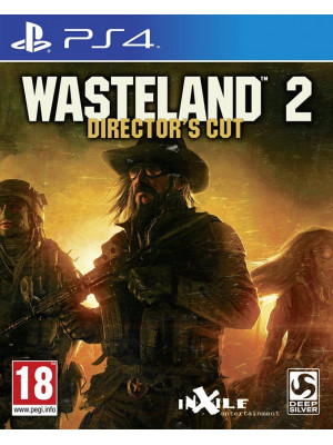 Wasteland 2 : Director's Cut [PS4]