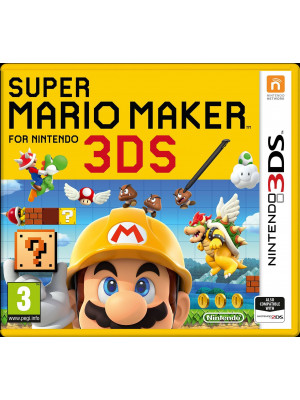 Super Mario Maker [Nintendo 3DS]