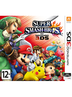 Super Smash Bros [Nintendo 3DS]