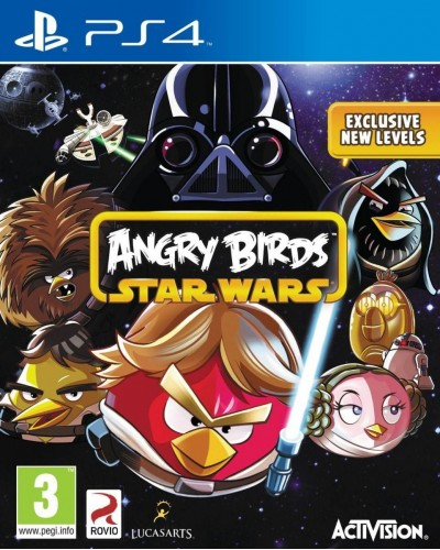 Angry Birds Star Wars [PS Vita]