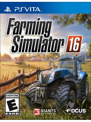 Farming Simulator 16 [PS Vita]