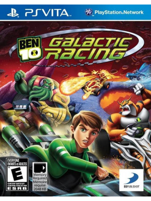 Ben 10 : Galactic Racing [PS Vita]