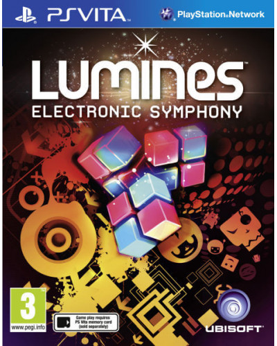Lumines Electronic Symphony [PS Vita]